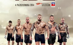 KSW 28 Fighters' Den - plakat (2)