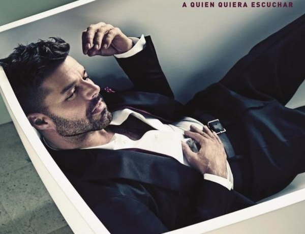 Ricky Martin A quien album cover