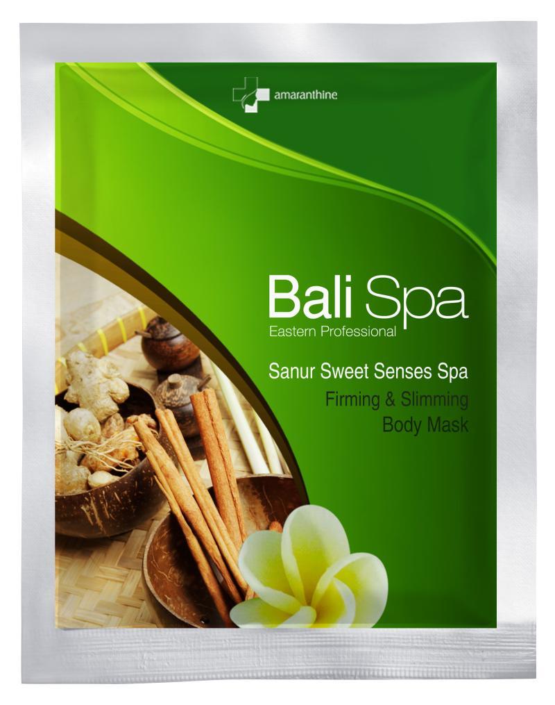 Bali Spa Ujędrniająca MASKA DO CIAŁA linia Sanur(1)