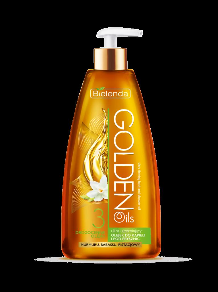 Bielenda Golden Oils ultra ujędrniający  olejek do kąpieli
