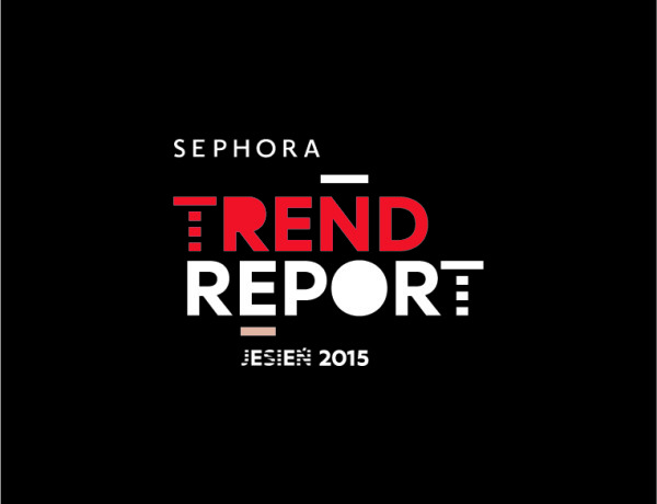 Logo Trend Report czarne
