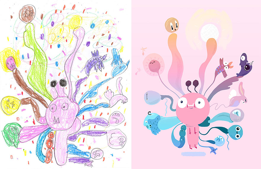 go-monster-project-kids-drawings-inspire-artists-56__880