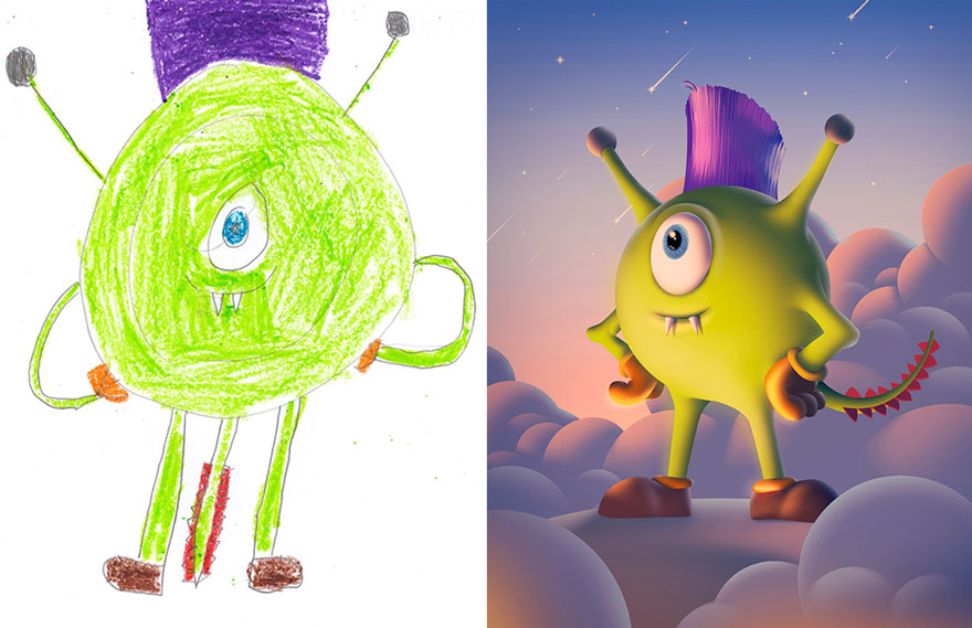 go-monster-project-kids-drawings-inspire-artists-60__880