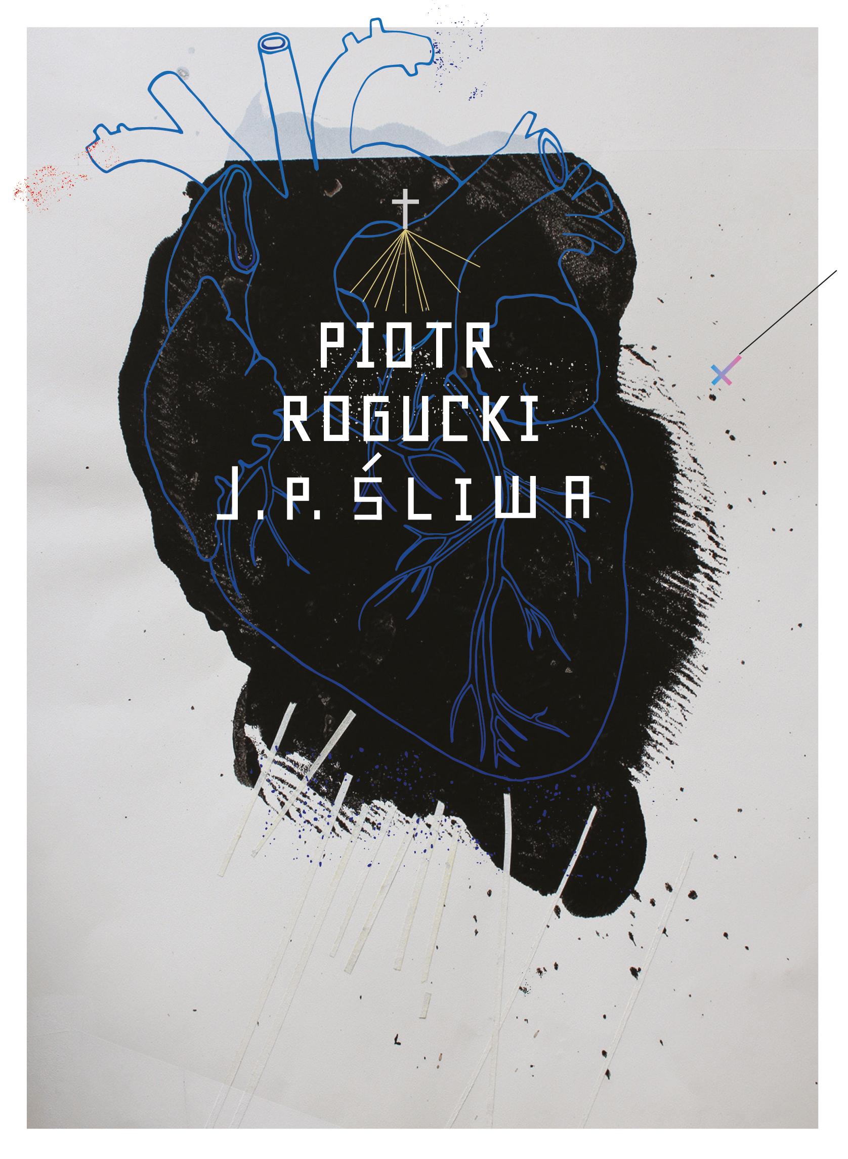 OKLADKA J.P. ŚLIWA PIOTR ROGUCKI
