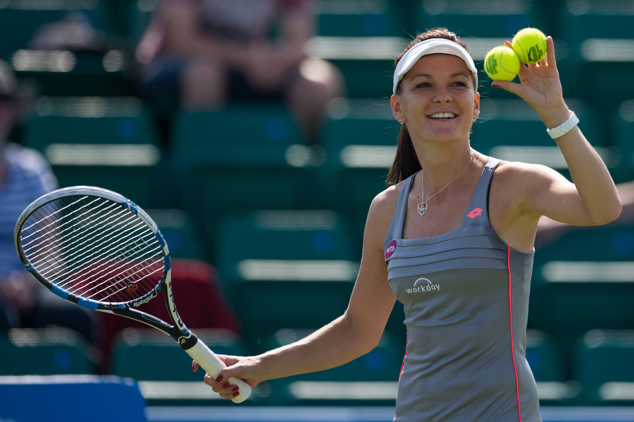 4. Agnieszka Radwańska[tenis]