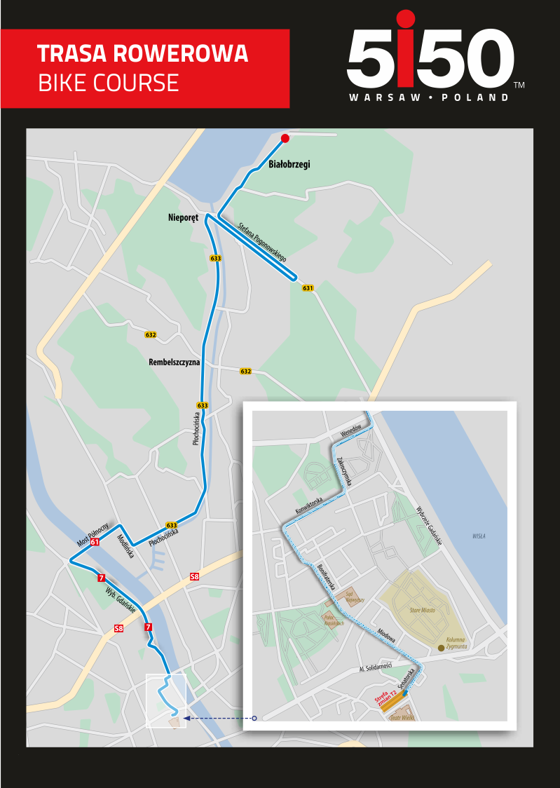 5150 trasa rowerowa