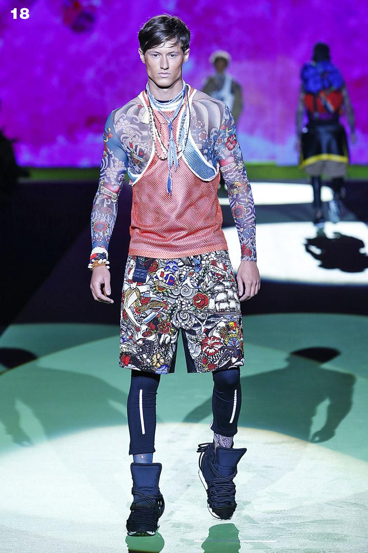 Fashion Week Milan IX 2015