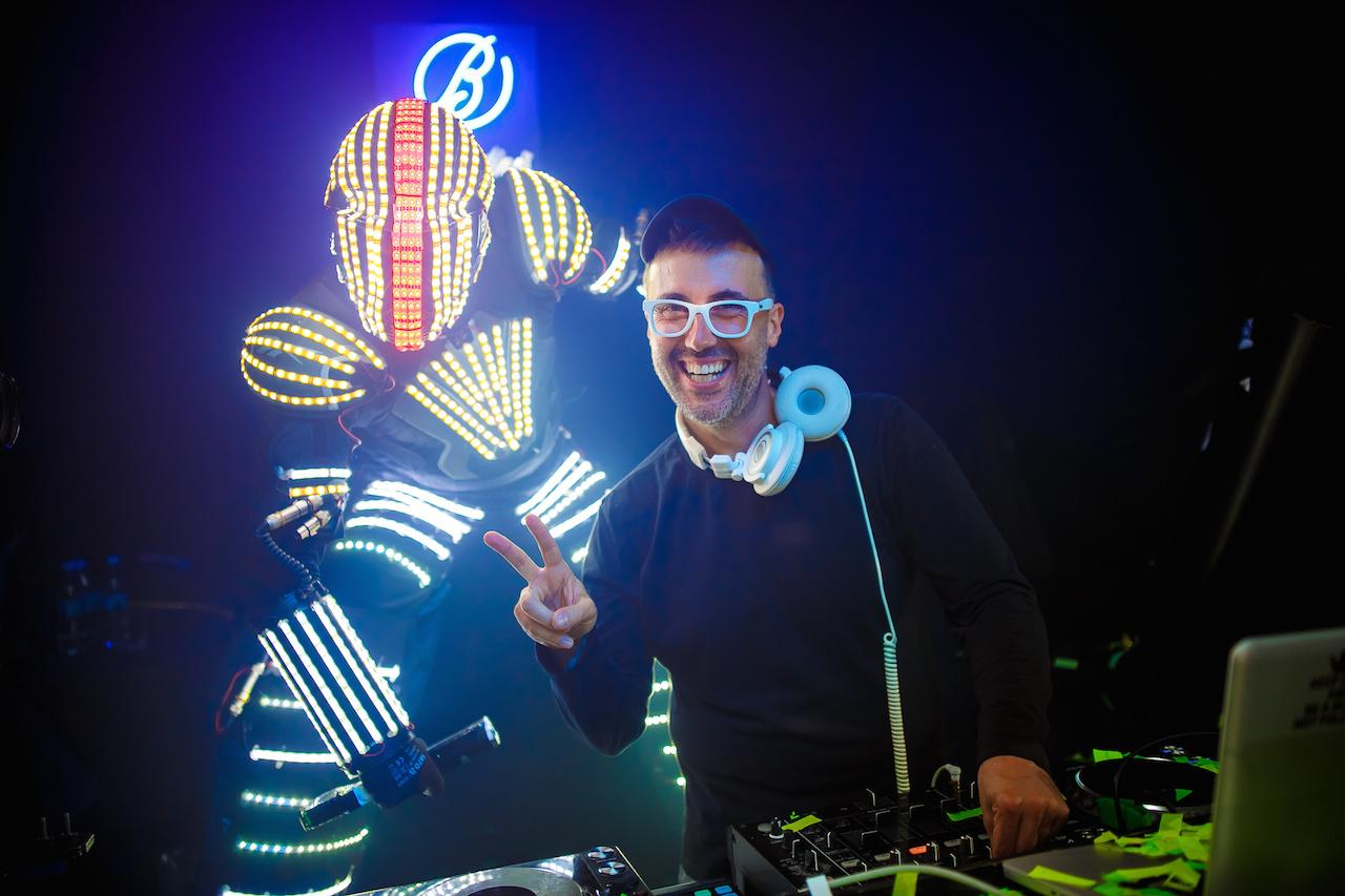 DJ Adamus, fot. Bartko Debkowski_Kreatyw Media.pl