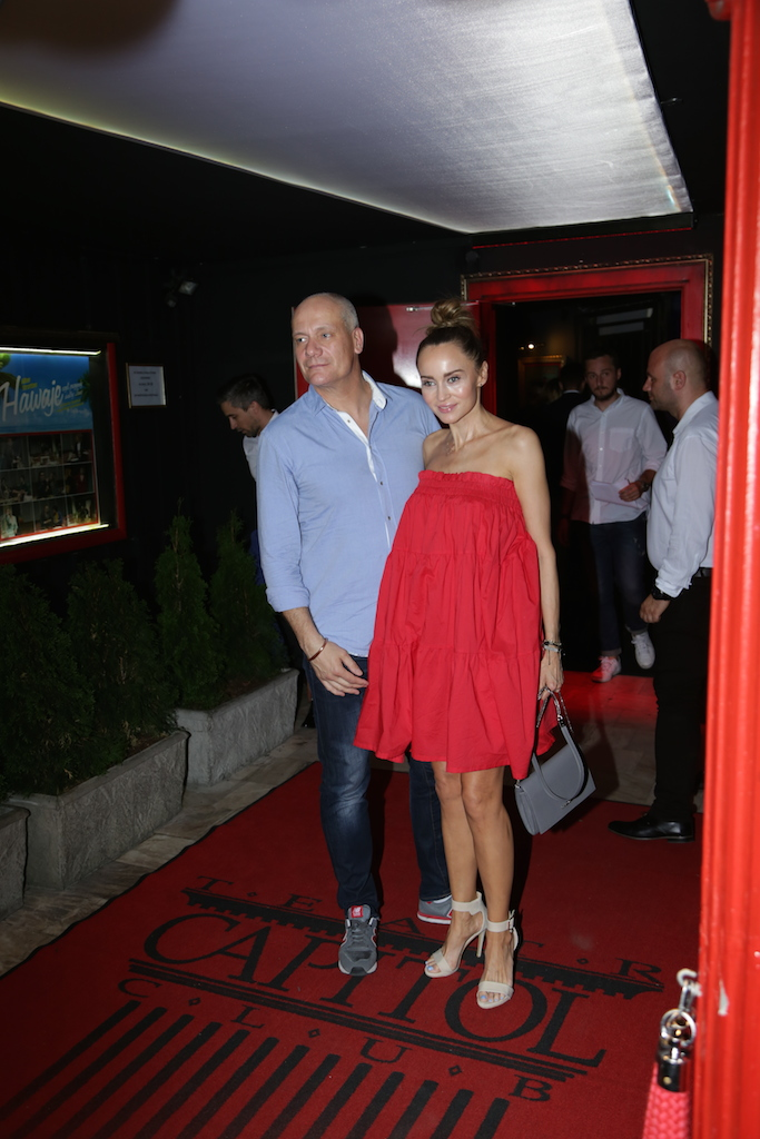 Piotr Zelt i Katarzyna Krawczyk, fot. Nazar Vasko