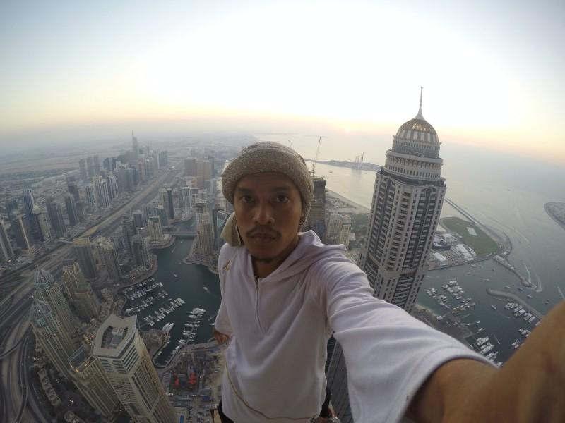 Abudi Alsagoff, Dubaj 2015 1, fot. KEO FILMS red Bull Content Pool