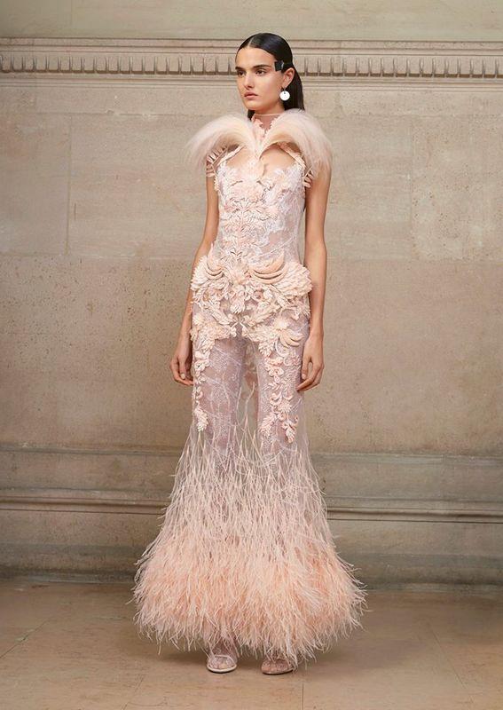 Givenchy Haute Couture Wiosna-Lato 2017