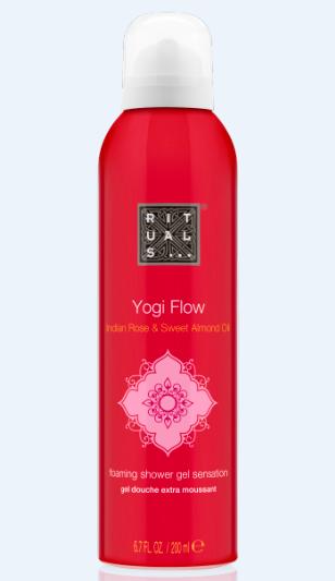Pianka pod prysznic Rituals Yogi Flow
