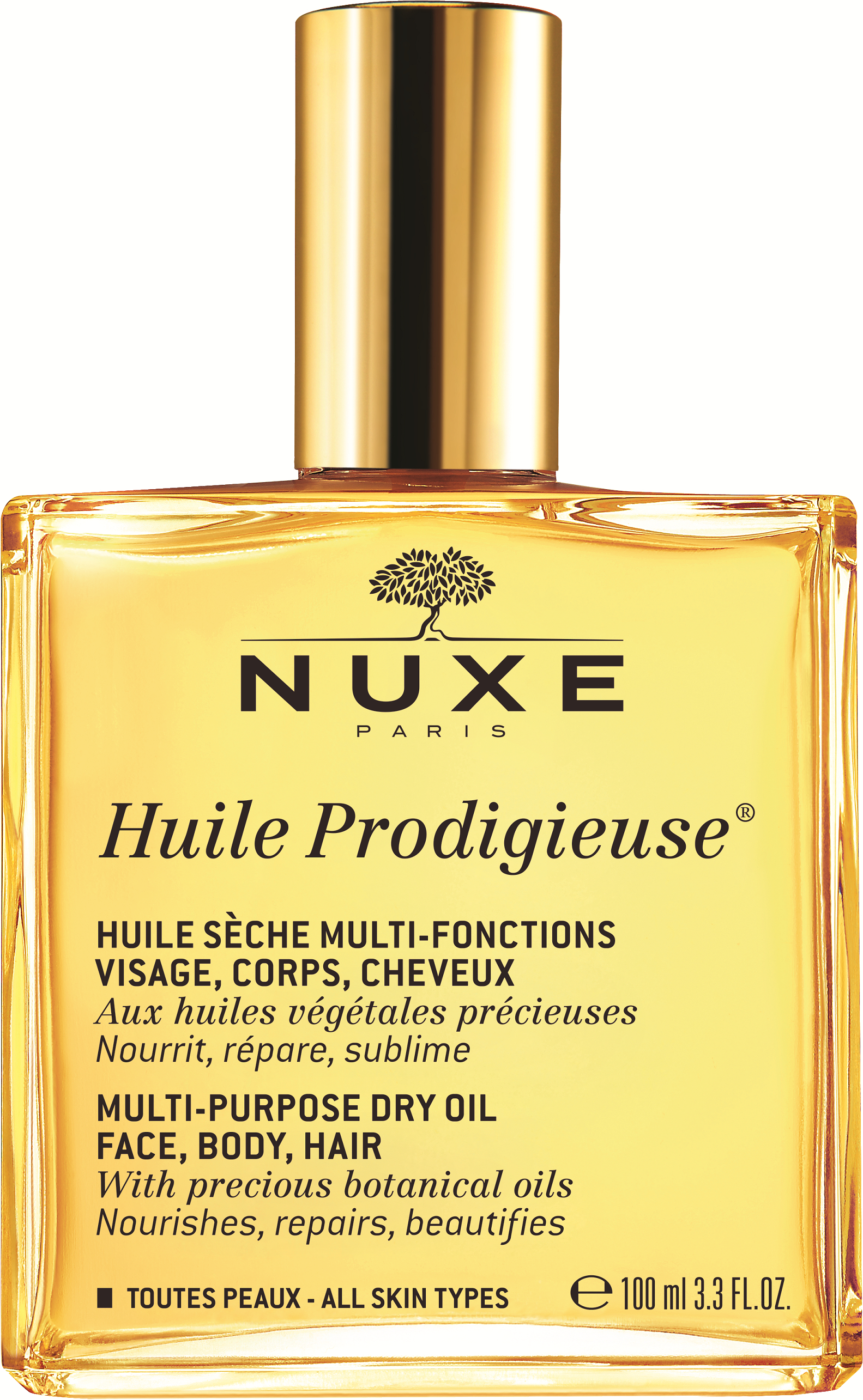 Suchy Olejek Nuxe Huile Prodigieuse