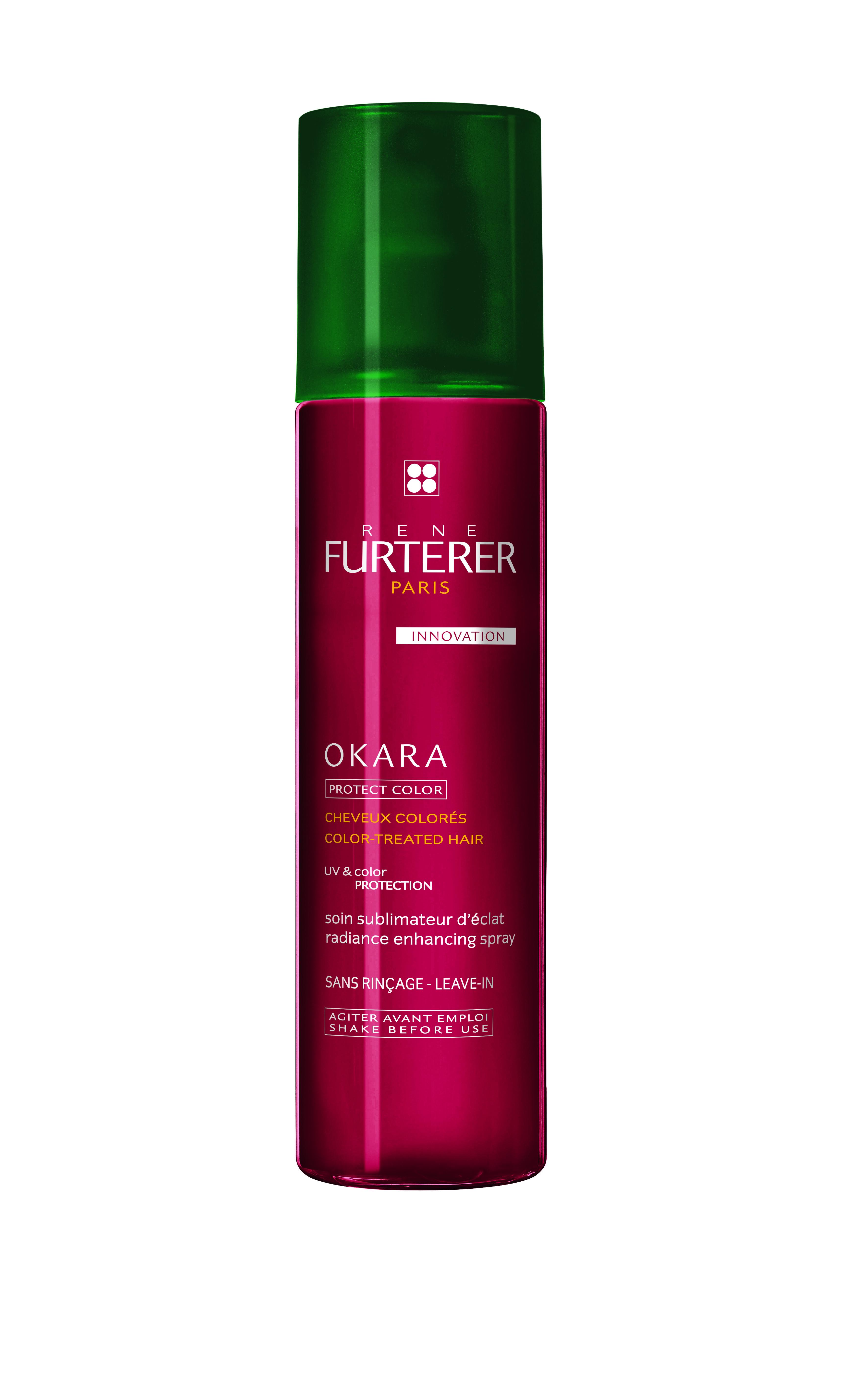 Rene Furterer OKARA Odżywka w sprayu wzmacniająca kolor włosów farbowanych
