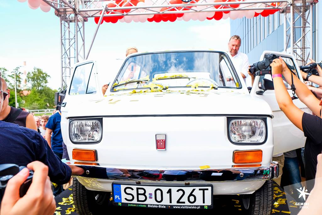 fot.Gemini Park Bielsko-Biała
