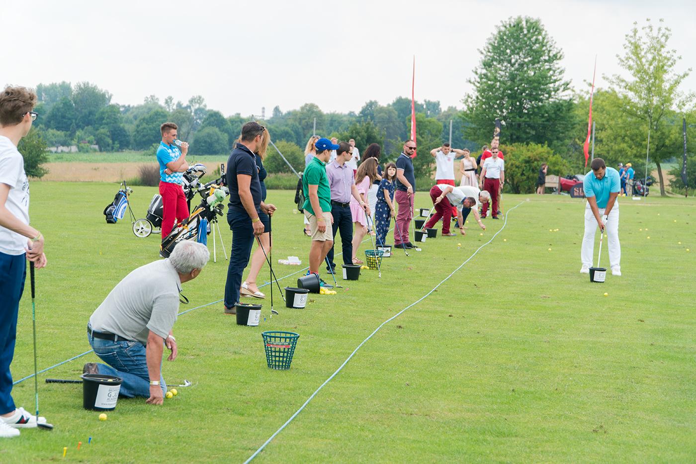 Akademia Nauki gry w golfa