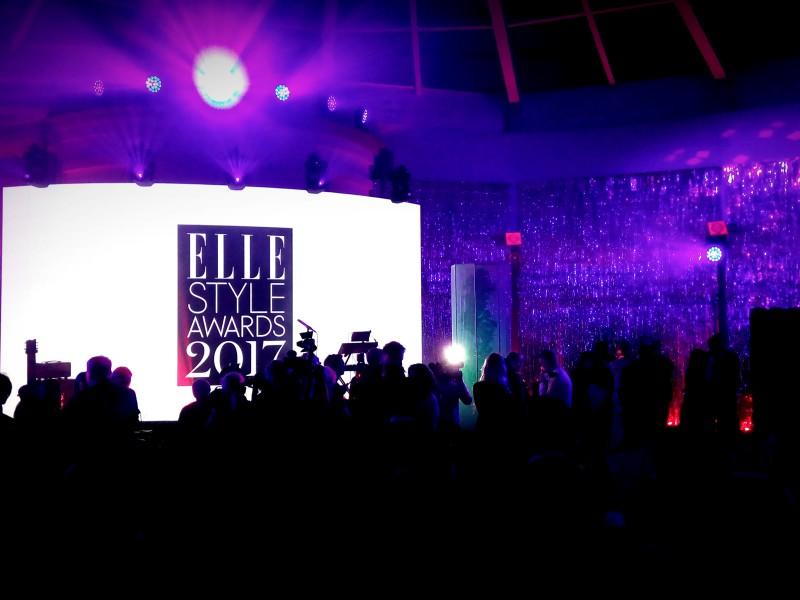 """Gala """"Elle Style Awards 2017"""" fot. Żyjesz.pl"""