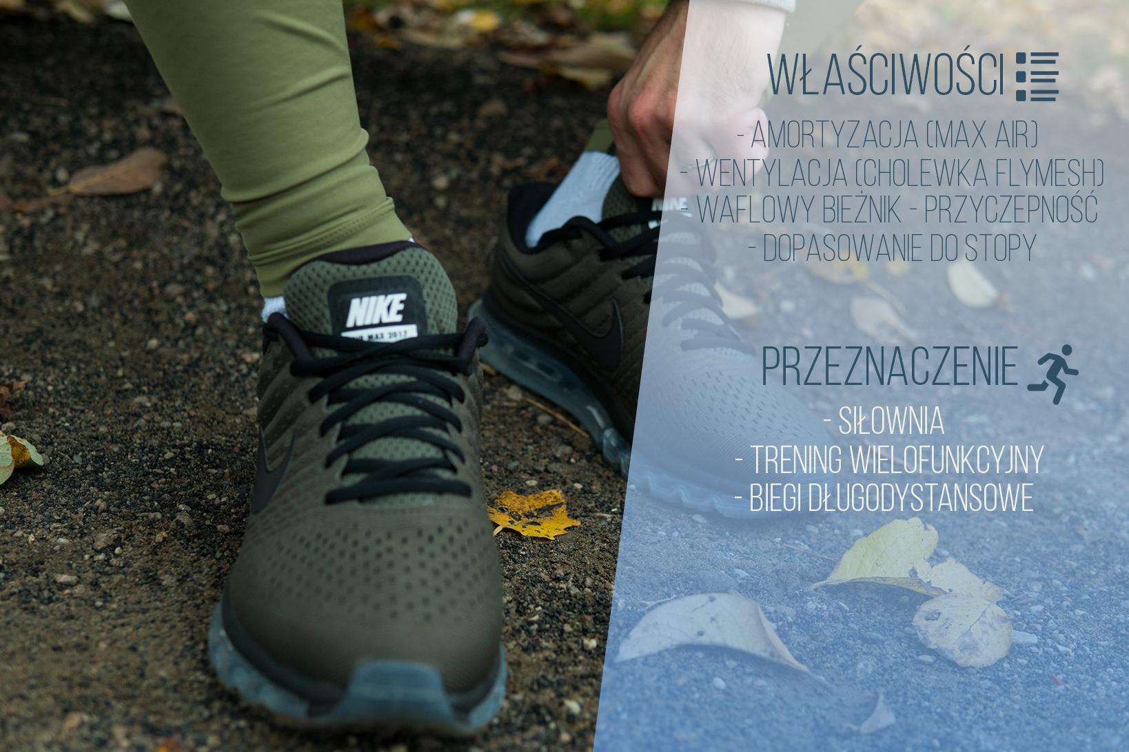 Męska Strefa Treningu: Nike Air Max 2017 [TEST] • Żyjesz.pl