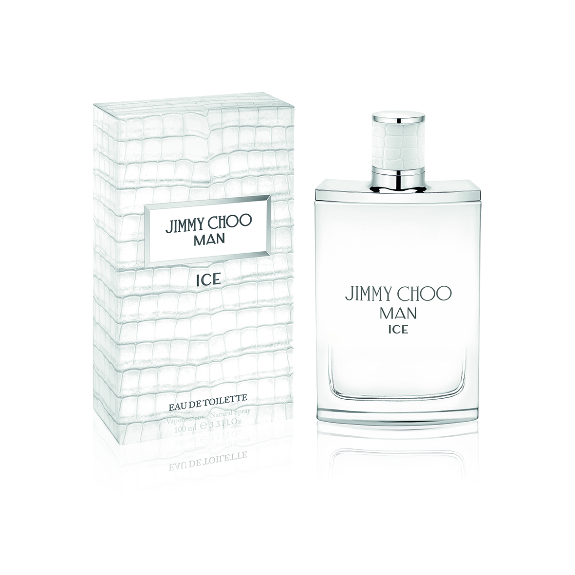 Nowy zapach Jimmy Choo - MAN ICE – to  ciąg dalszy ewolucji mężczyzny Jimmy Choo. Świeży aromatyczny zapach otwiera nowy rozdział w historii zapachów dla mężczyzn marki Jimmy Choo. Uosabia pełnię męskości, wrodzoną pewność siebie i naturalną uwodzicielskość, które cechują Mężczyznę Jimmy Choo. Jednak intensywna zmysłowość ustępuje tym razem miejsca bardziej przewrotnej naturze. Delikatniejsze oblicze kontrastuje z buntowniczą postawą i tajemniczym męskim charakterem zapachu podczas, gdy nuty głowy symbolizują dobry nastrój i humor. MAN ICE Jimmy Choo to obietnica radosnej zabawy w uwodzenie między mężczyzną i kobietą, związanymi zmysłowym zapachem. Od premiery kolekcji dla panów w roku 2011, Jimmy Choo proponuje mężczyznom  obuwie i torby, dodające współczesnego a czasem zabawnego charakteru klasycznym projektom, jak na przykład:  mokasyny inspirowane smokingiem,  buty oksfordzkie oraz kolekcja trampek Jimmy Choo. W roku 2014 oferta została wzbogacona o zapachy, które w krótkim czasie stały się prawdziwym filarem marki.     Zapach  Twórcą kolekcji męskich zapachów marki Jimmy Choo jest Michel Almairac. Teraz dołączył do niej nowy, dynamiczny i złożony zapach.  Świeżą, mocną kompozycję otwiera cytrusowa bryza z niuansami mandarynki, bergamotki i esencją z cytronu. W sercu zapach nabiera intensywności za sprawą nut drzewnej wetiwerii, paczuli i esencji z drzewa cedrowego, podbitych musującym jabłkiem. Mocne nuty piżma, mchu i ambroksanu dodają kompozycji naturalnej elegancji przyprawionej hinotyzującą sygnaturą.  Nuty głowy: mandarynka, bergamotka, esencja z cytronu  Nuty serca: esencja z wetiwerii pachnącej, esencja z paczuli, drzewo cedrowe, jabłko   Nuty podstawy: piżmo, mech, ambroksan