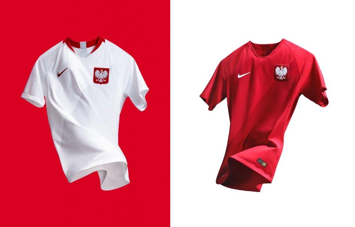 Koszulka Reprezentacji Polski_domowa