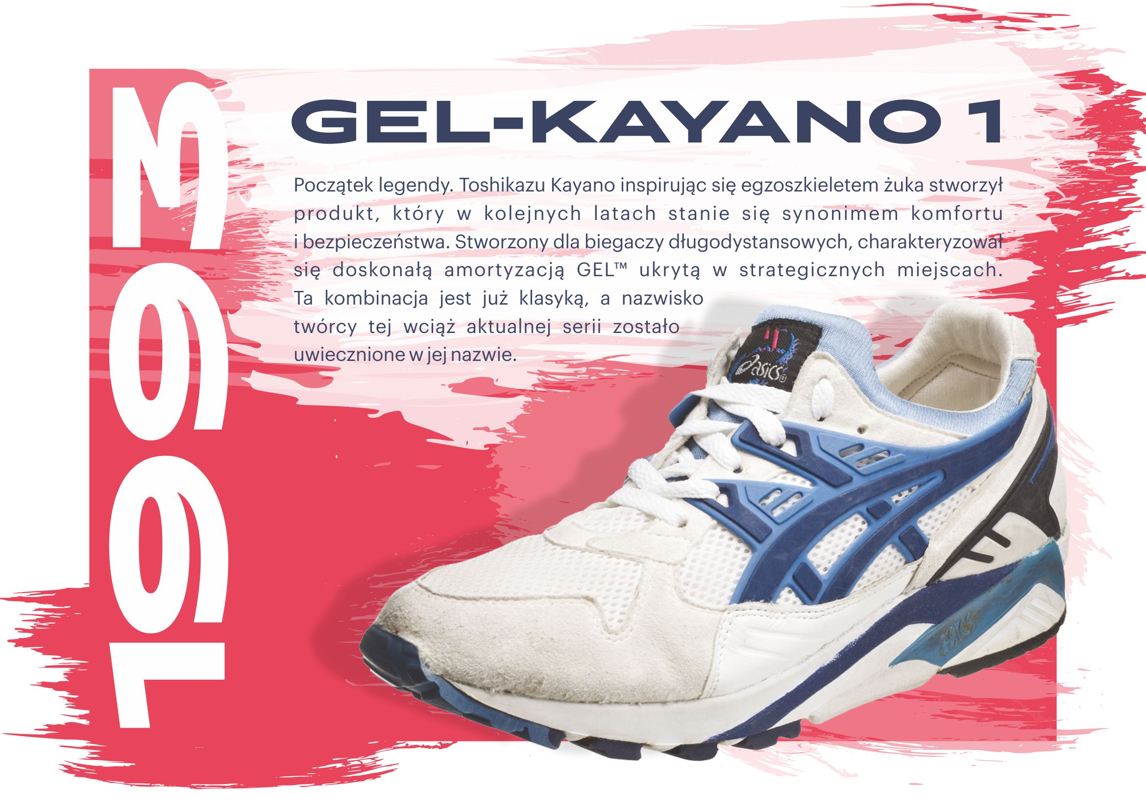 Asics Gel Kayano 1