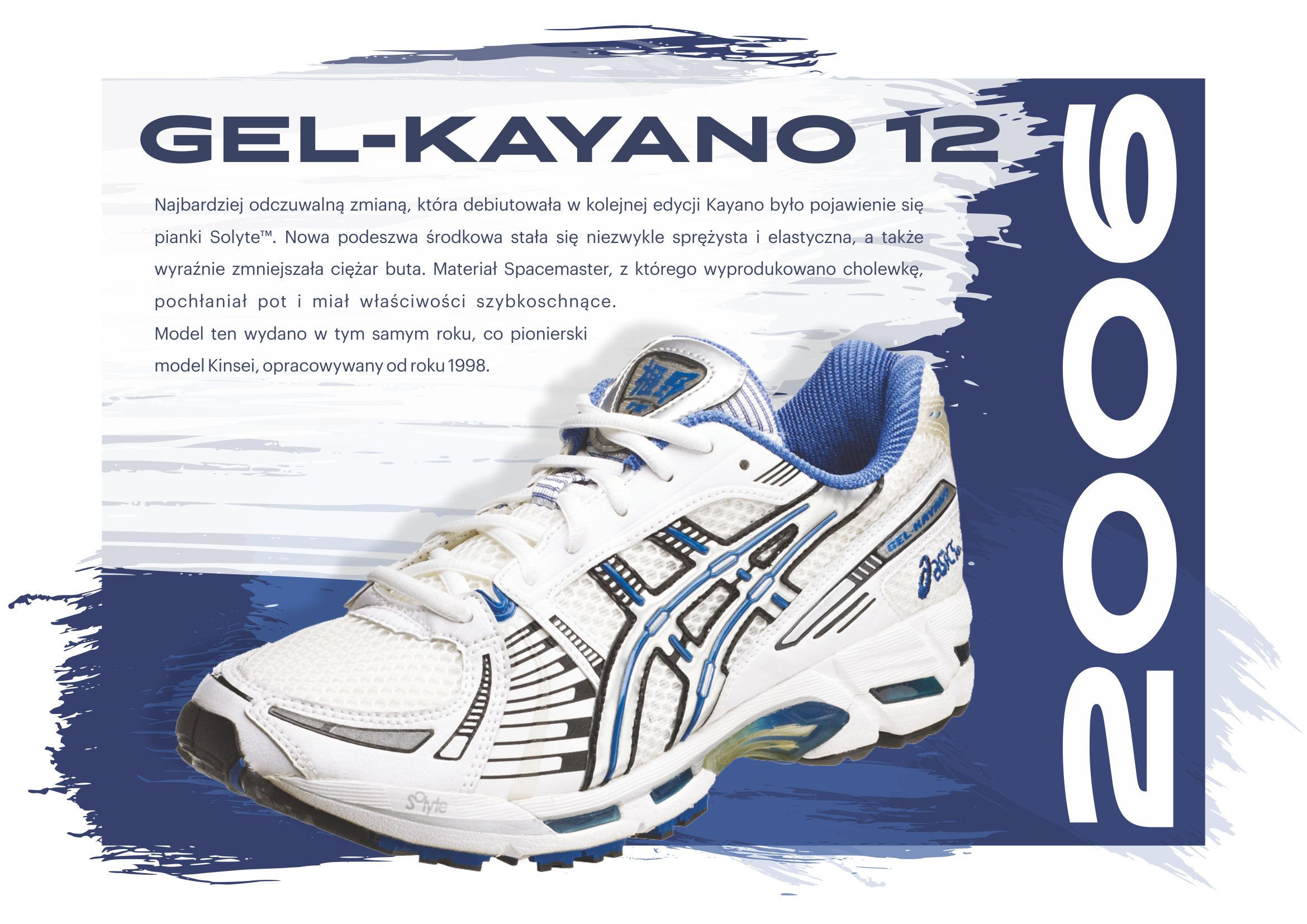 Asics Gel Kayano 12