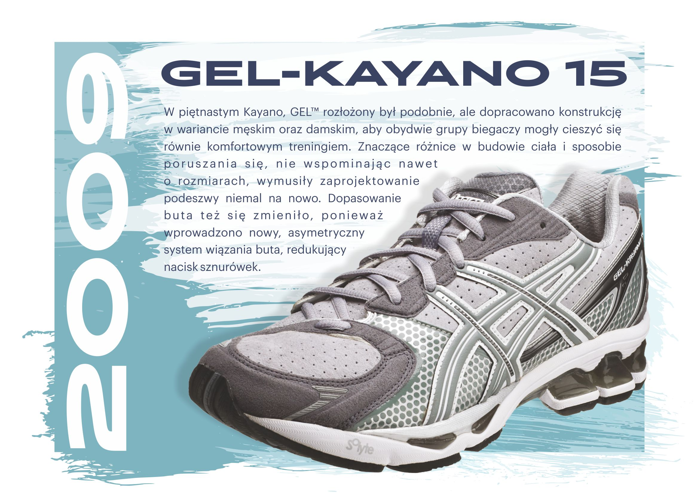 Asics Gel Kayano 15