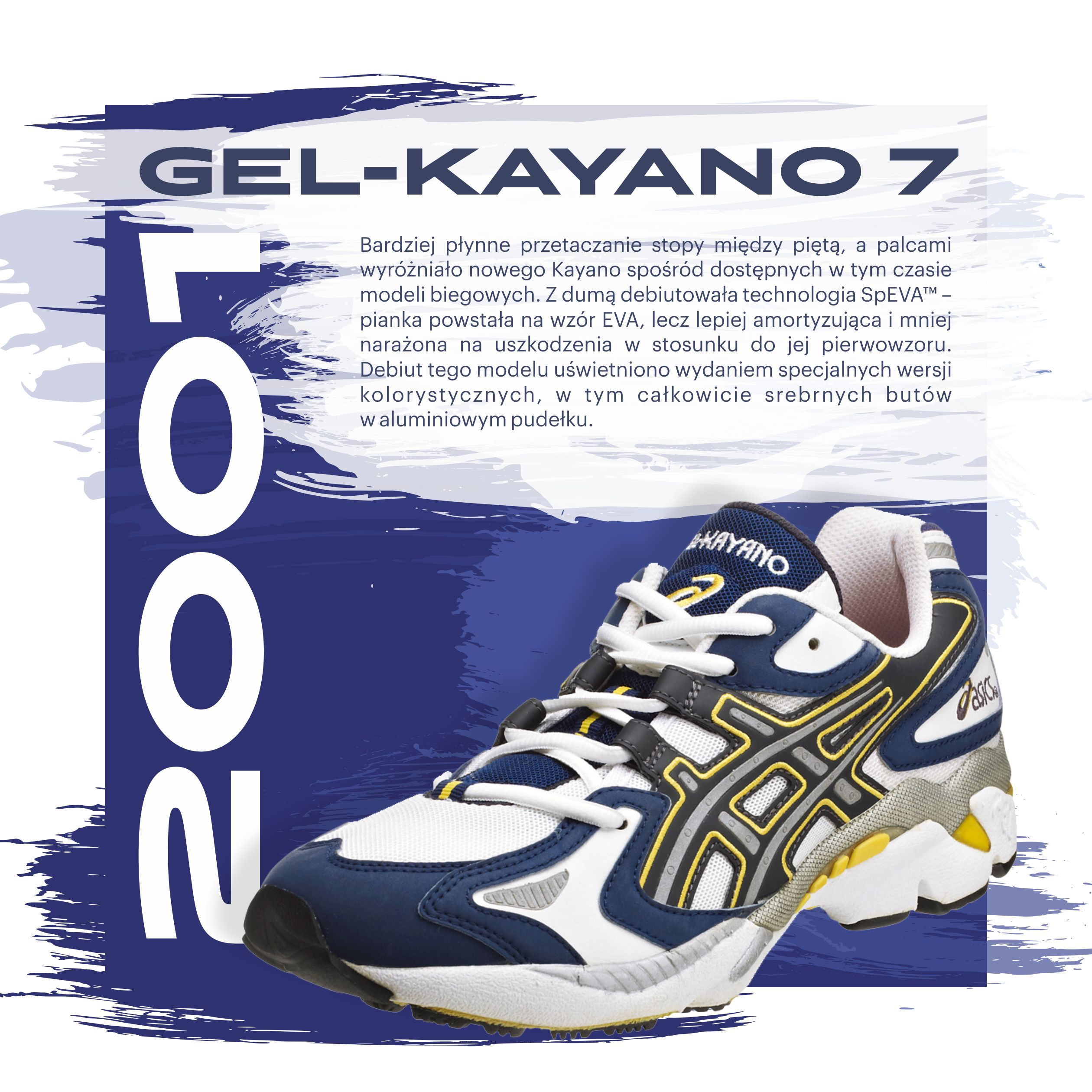 Asics Gel Kayano 7