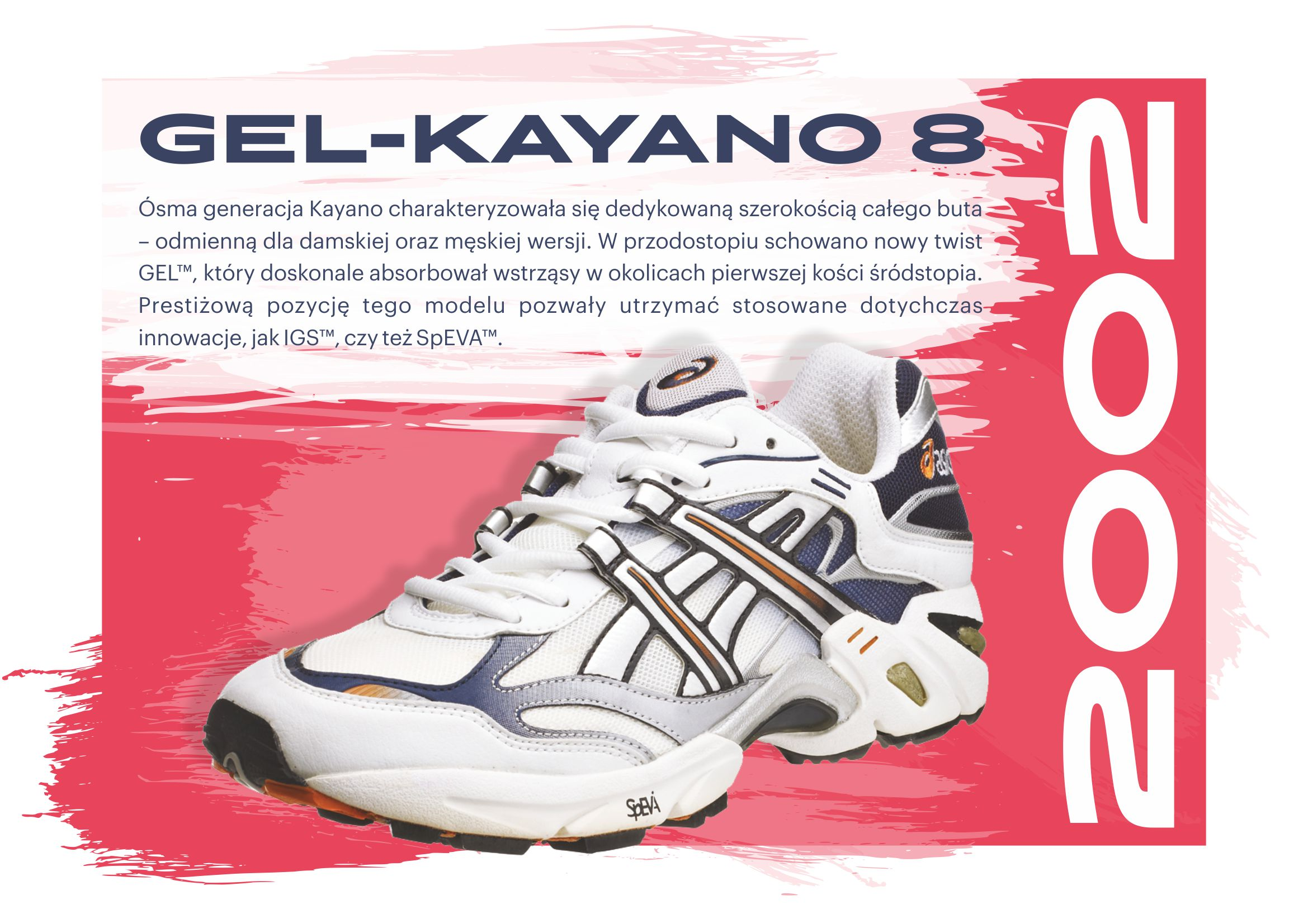 Asics Gel Kayano 8