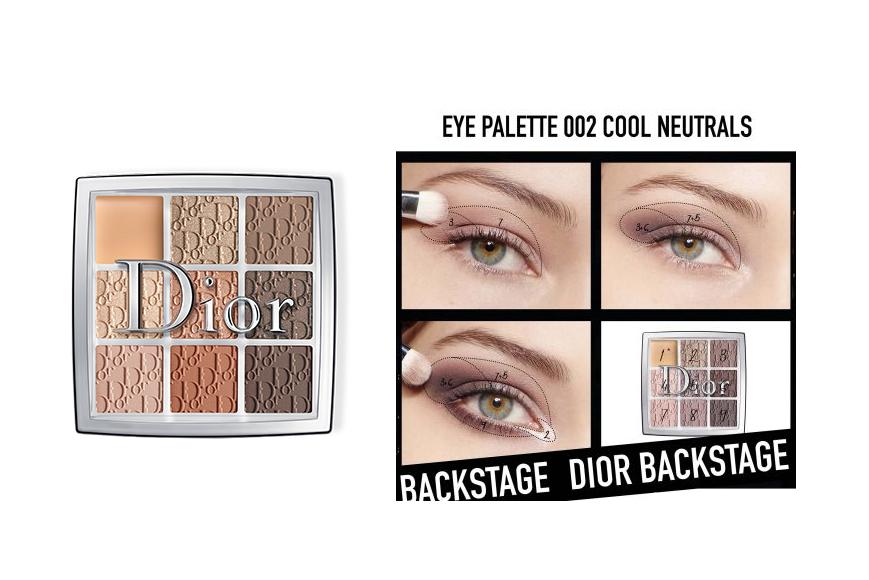 Dior Backstage Eye Palette Paleta do makijażu oczu Dior Backstage Eye Palette to tajna broń makijażystów Dior, dla stworzenia wielu makijażowych kreacji, od najbardziej naturalnych po najbardziej intensywne. Zainspirowana energią zza kulis pokazów mody oraz niezbędnymi produktami używanymi przez makijażystów, Dior Backstage Eye Palette zawiera matowe oraz opalizujące odcienie, którymi można stopniowo budować krycie i które doskonale współgrają z każdym typem karnacji.  Zaprojektowane z myślą o długotrwałym makijażu, wysoce napigmentowane formuły Dior Backstage pozwalają na stopniowe budowanie krycia: naturalne kolory mogą stać się odważne i intensywne, w zależności od pożądanego efektu. Lekkie konsystencje zapewniają wrażenie drugiej skóry.  Dior Backstage Eye Palette zawiera: - Bazę pod cienie do powiek, która przedłuża trwałość makijażu i zwiększa intensywność koloru - 8 cieni do powiek, które można używać klasycznie jako cień do oczu lub jako eyeliner: trzy błyszczące oraz trzy matowe odcienie wzbogacone o cień rozświetlający oraz do konturowania.  Dior Backstage Eye Palette jest dostępna w dwóch uniwersalnych kompozycjach kolorystycznych: odcienie różane z zimnymi tonami oraz odcienie brązowe z ciepłymi tonami.  Cena:10g\219zł
