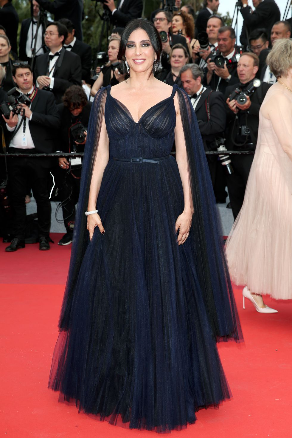 Dior Haute Couture & Cartier jewelry  fot. Getty Images
