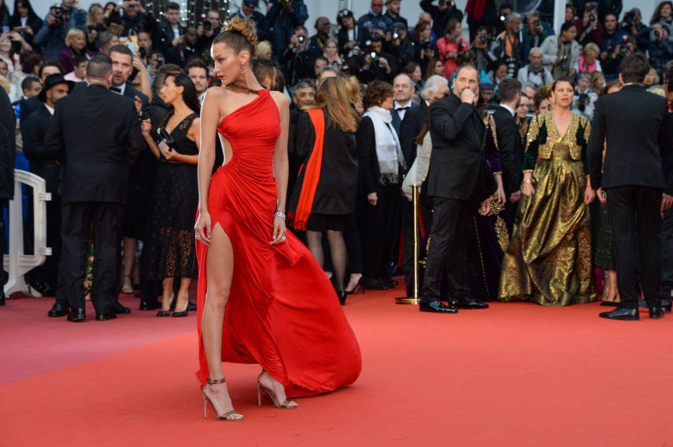 Bulgari jewelry & Brian Atwood heels   fot. Getty Images