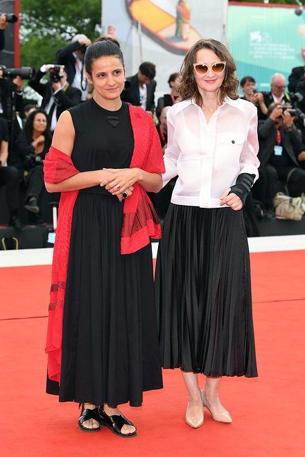 Julieta Laso i Lucrecia Martel