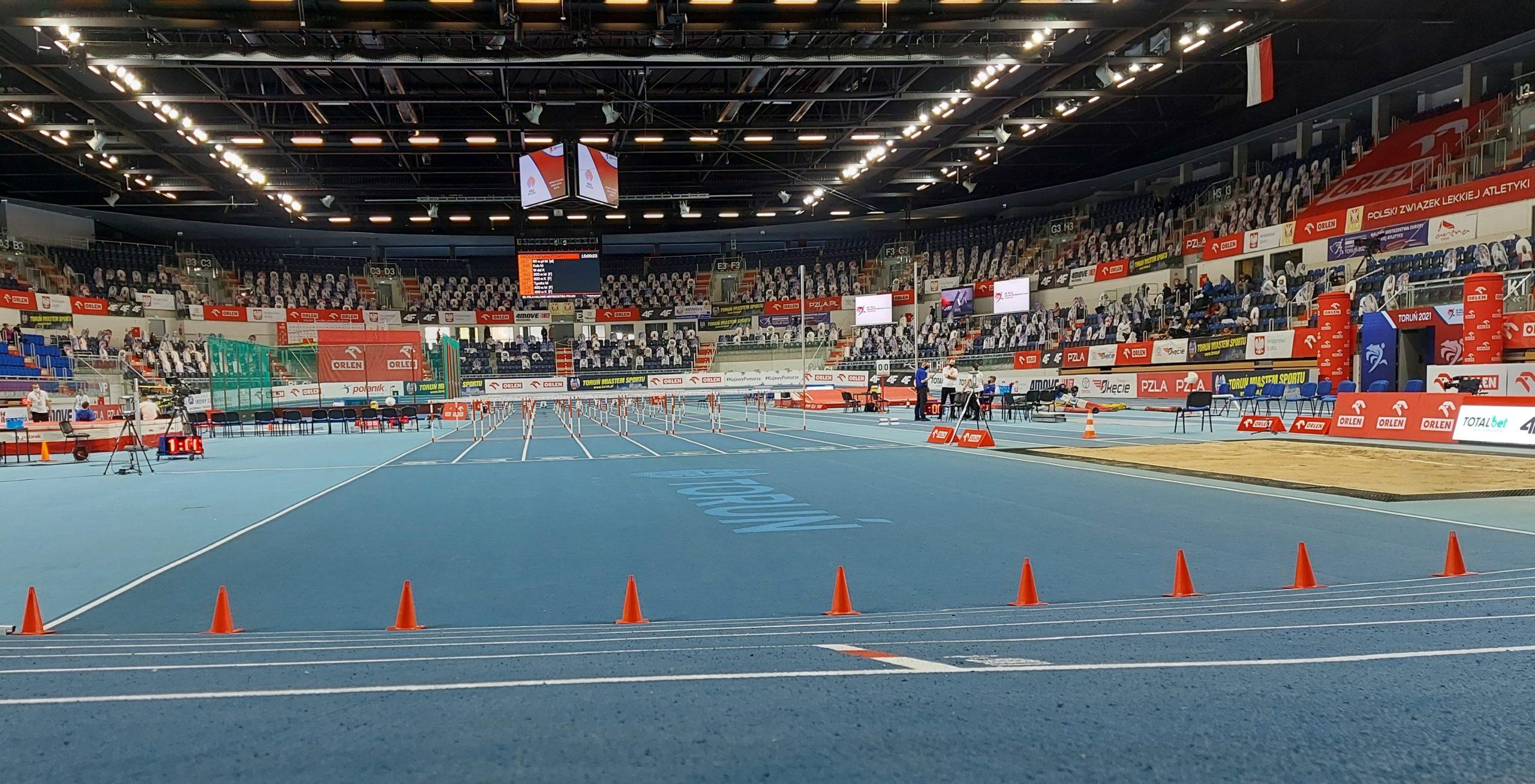 Halowe Mistrzostwa Polski 2021