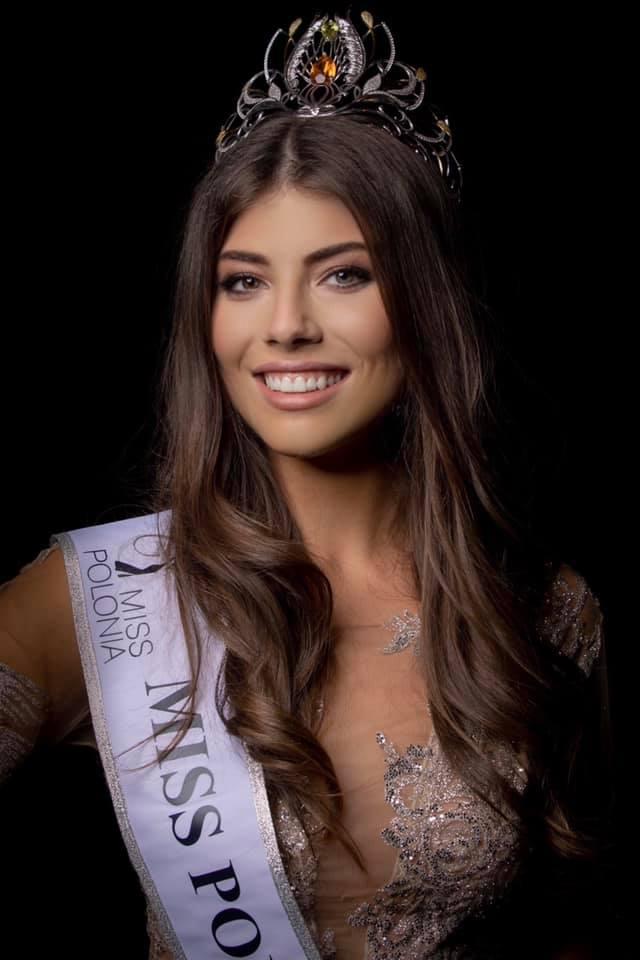 Miss Polonia 2020 Natalia Gryglewska