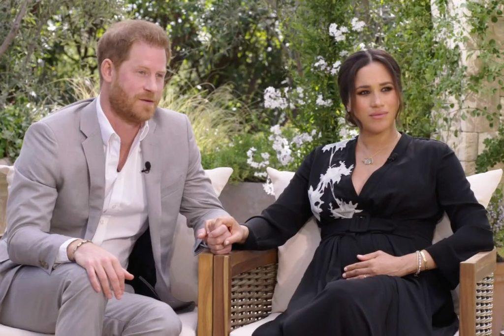 Wywiad Oprah Winfrey z Harrym i Meghan